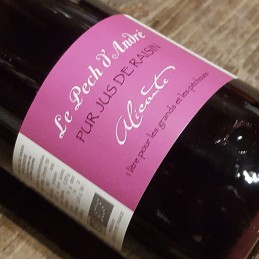 Alicante Grape Juice