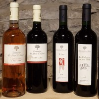 Assortment of organic wines: online order and home delivery