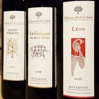 AOC/AOP Minervois wines