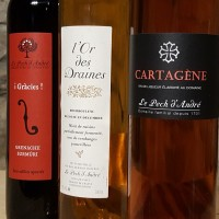 Organic sweet wine and traditional aperitif: online order and home delivery